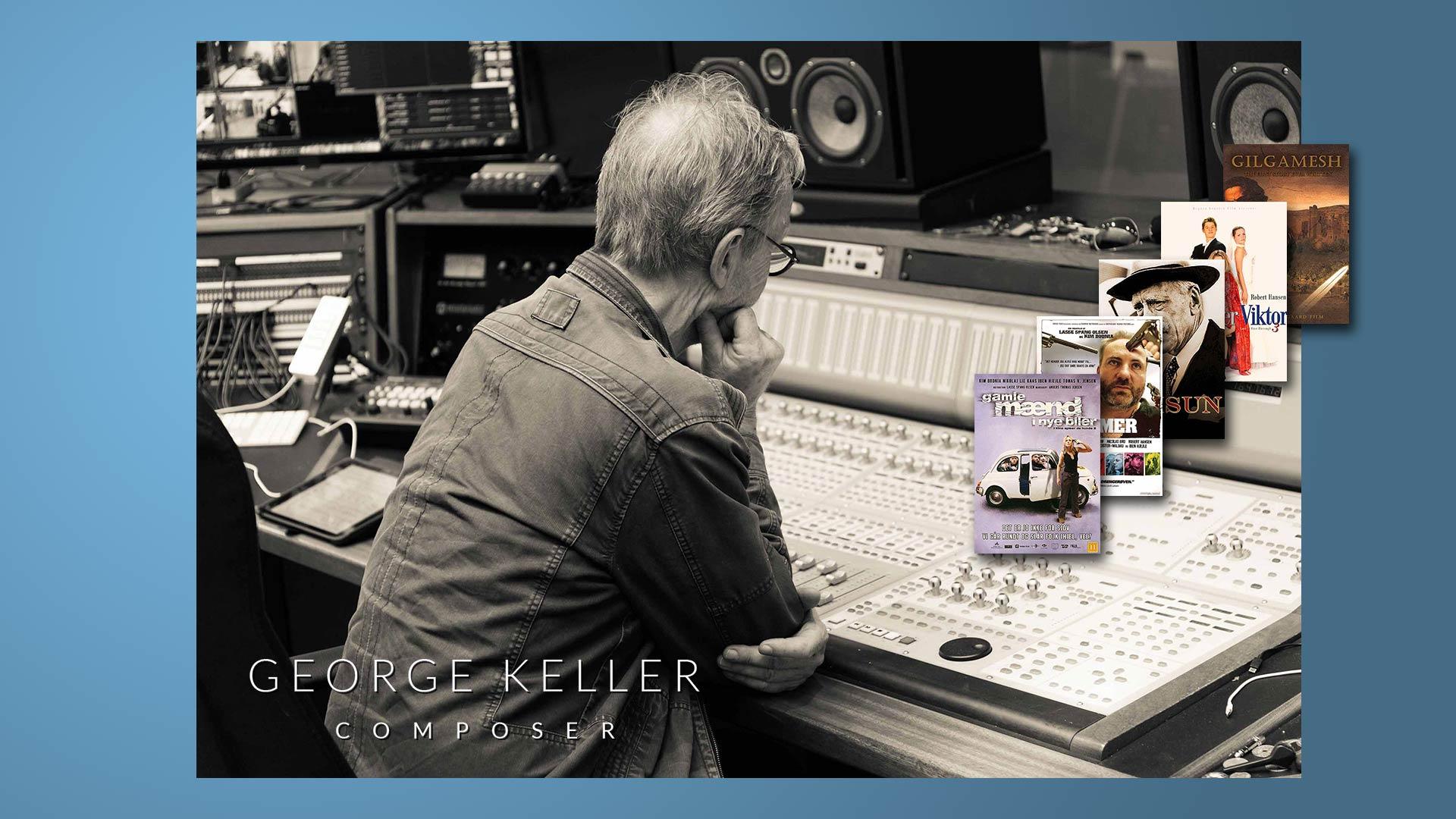 George Keller - Komponist